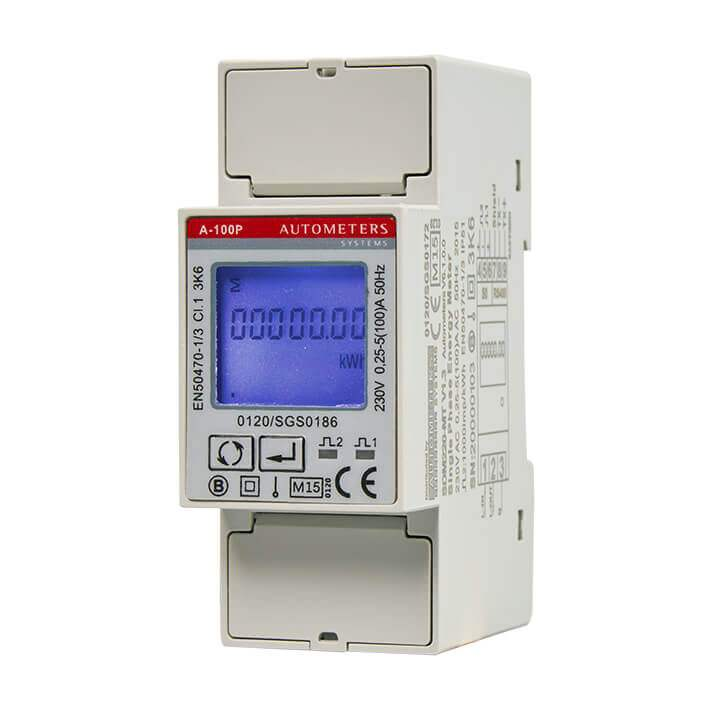 Single Phase Meter : Electricity meters smart newfound energy ltd