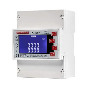 A-300P 3 Phase 100A Direct Connection Electricity Meter