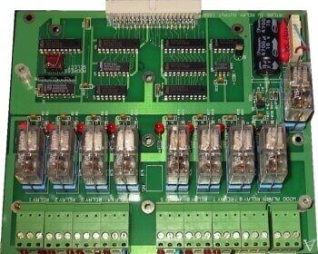 ATLAS Load Control Unit with Load Shedding Relays