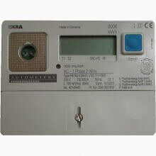 ME162 MID Approved Single Phase Electricity Meter
