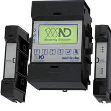 MultiCube Modular Electricity Meter