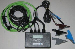 Recon T 3 Phase Energy Logger photo