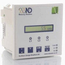 Cube 350V Electricity Meters