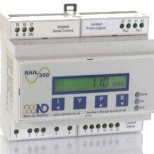 Rail 350V Electricity Meters