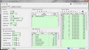 ATLAS Maximum Demand Control Configuration
