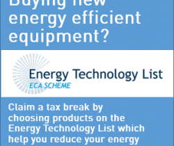 The Energy Technology List & ECA Scheme