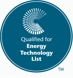 Qualified for the Enhanced Capital Allowance Scheme & The Energy Technology List