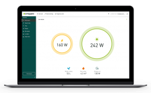 Smappee Home Energy Dashboard