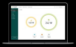Smappee Home Energy Dashboard