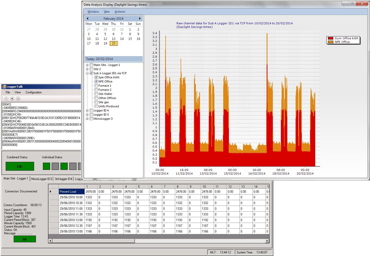 microatlasevo smart metering software